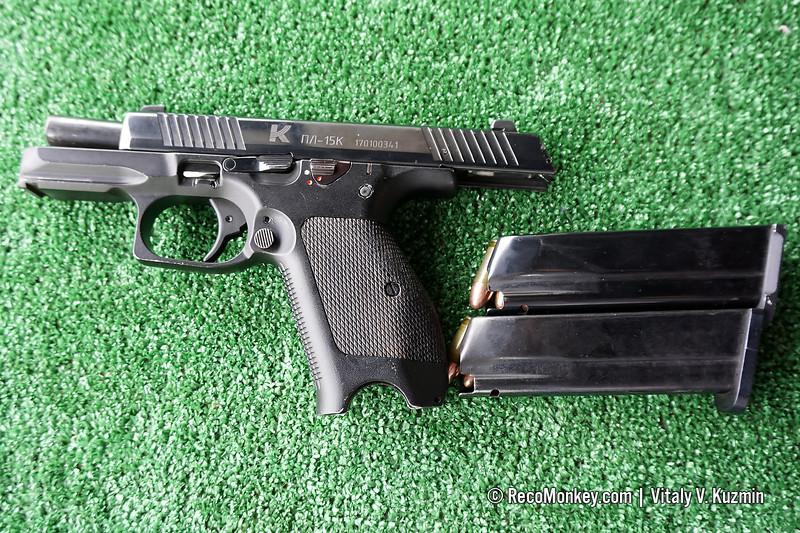 PL-15K pistol