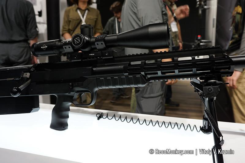 SV-18 sniper rifle