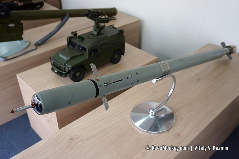 9M336 SAM 9K333 Verba MANPADS