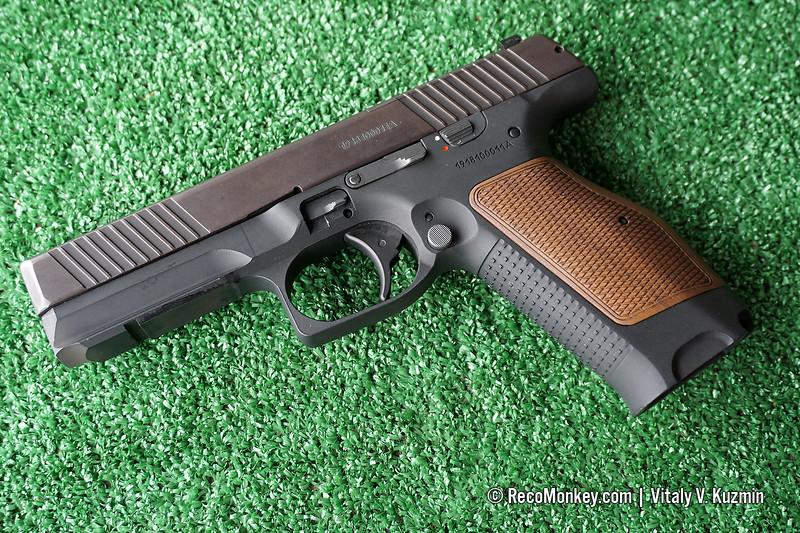 PL-15 pistol