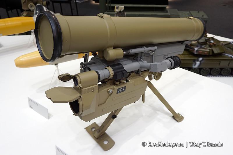 9K115-2 Metis-M1 ATGM system