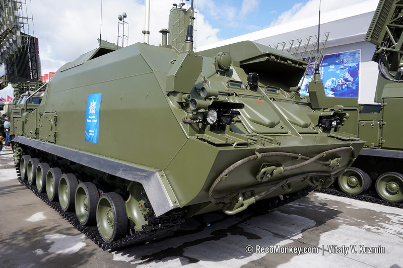 9S510M command post of 9K317M Buk-M3 system