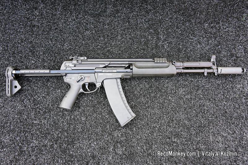 5,45x39mm 6P67 A-545 assault rifle