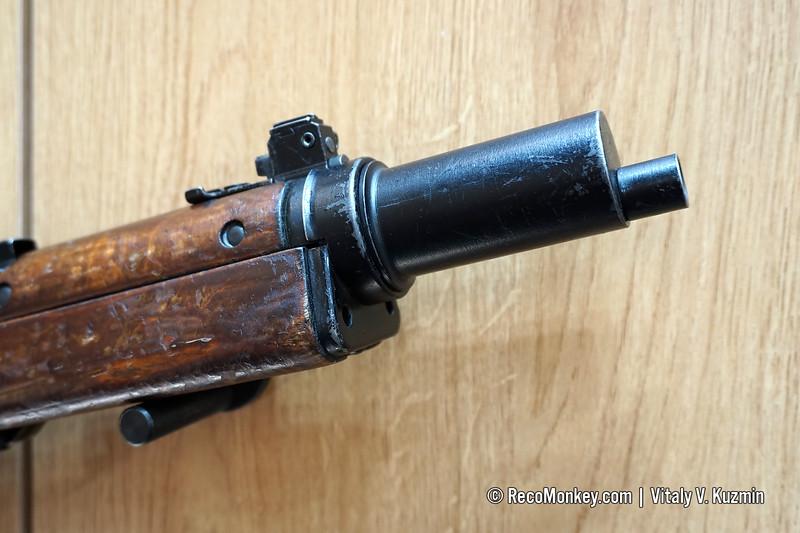 5,45mm AO-46 experimental assault rifle