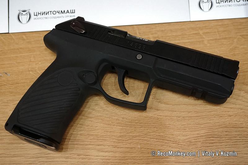 9x19mm RG120 Aspid pistol