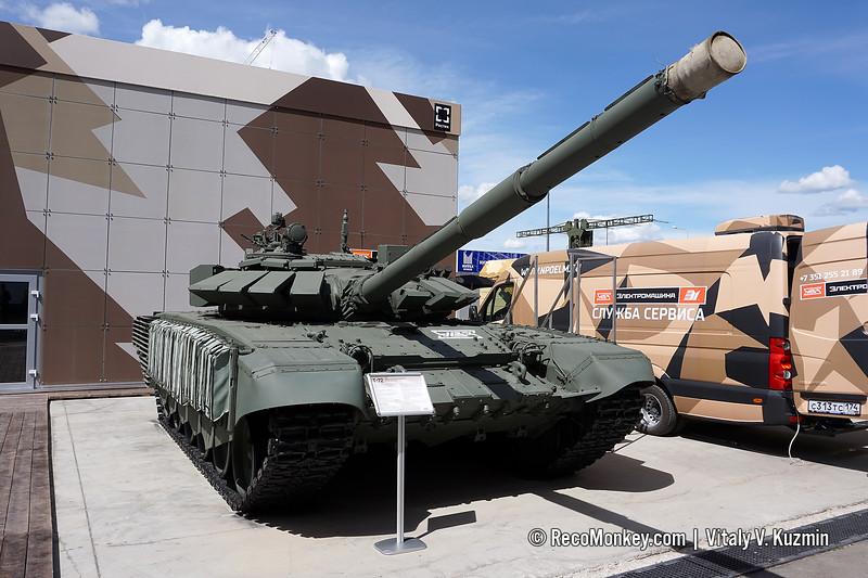 T-72B3 UBKh / T-72B3 mod. 2016