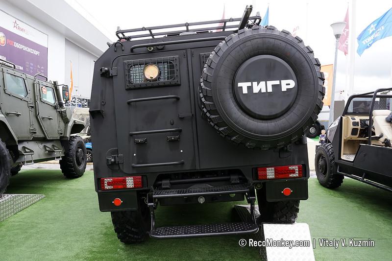 VPK-233136 Tigr-M SBM Raid