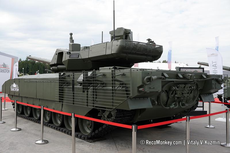 T-14 Armata, object 148
