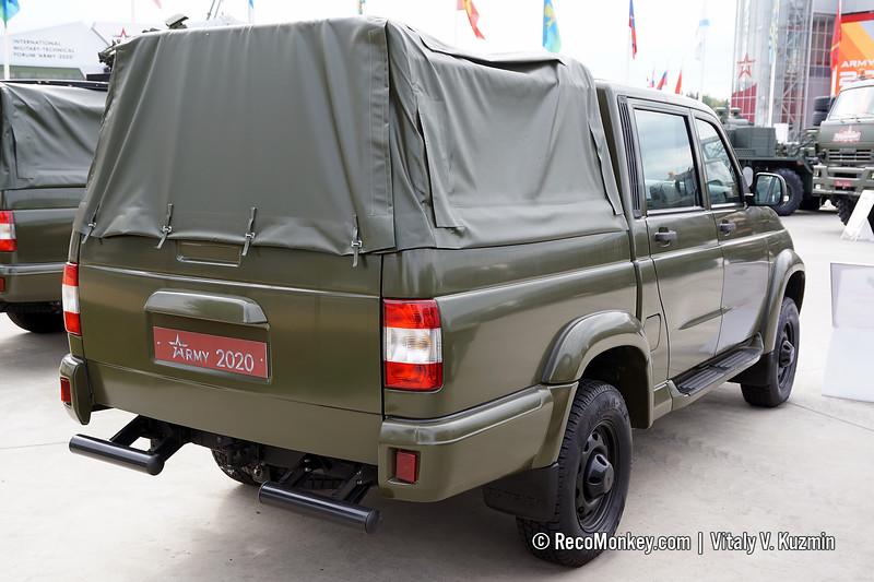 UAZ-23632-148-64 Pickup
