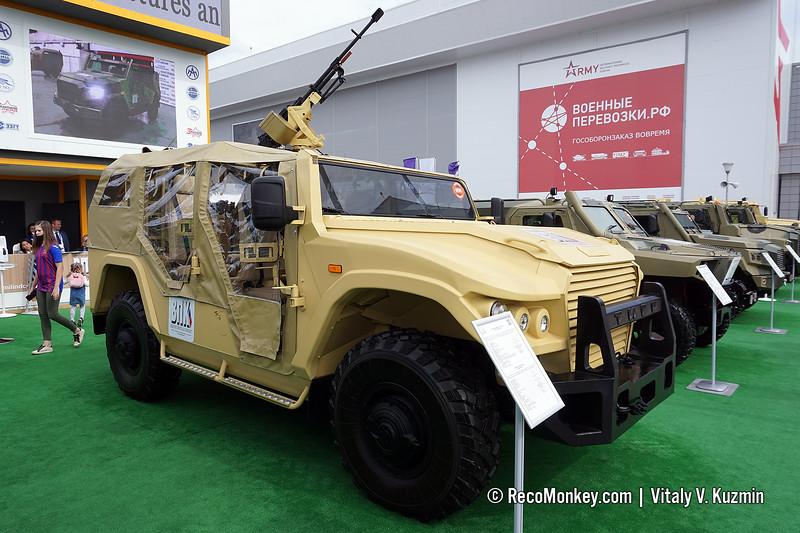 VPK-233136 Tigr-M SBM in buggy version