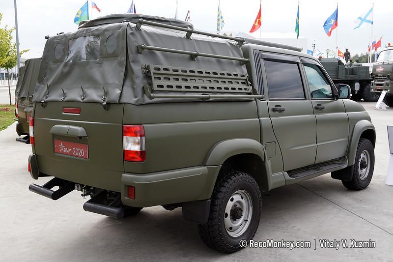 Esaul-39461 armored vehicle