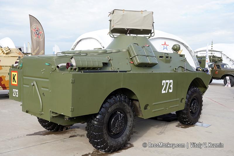 BRDM-2 ZS-99