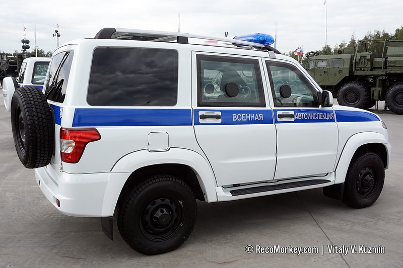 Esaul-394511-03 VAI version armored vehicle