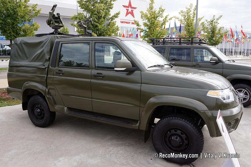 UAZ-23632-148-65 Pickup