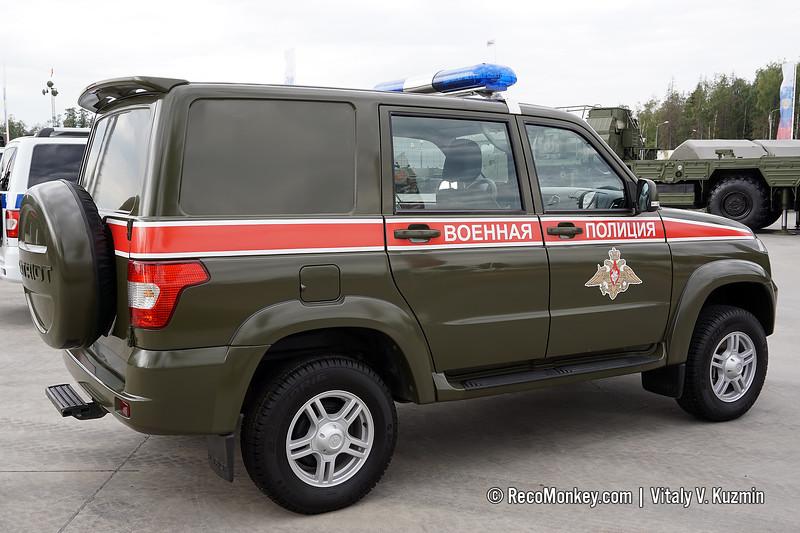 UAZ-3163-015 AP