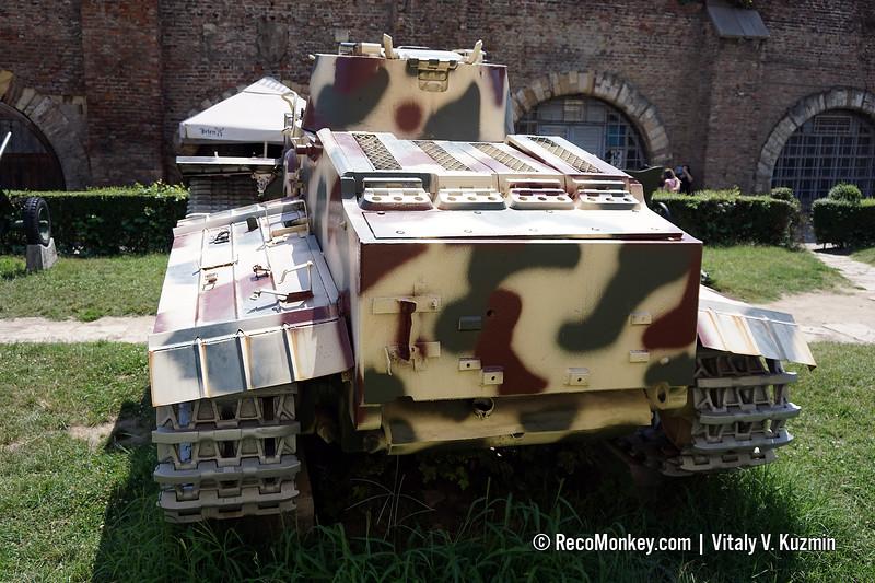 Pz.Kpfw.I Ausf.F (VK 18.01)