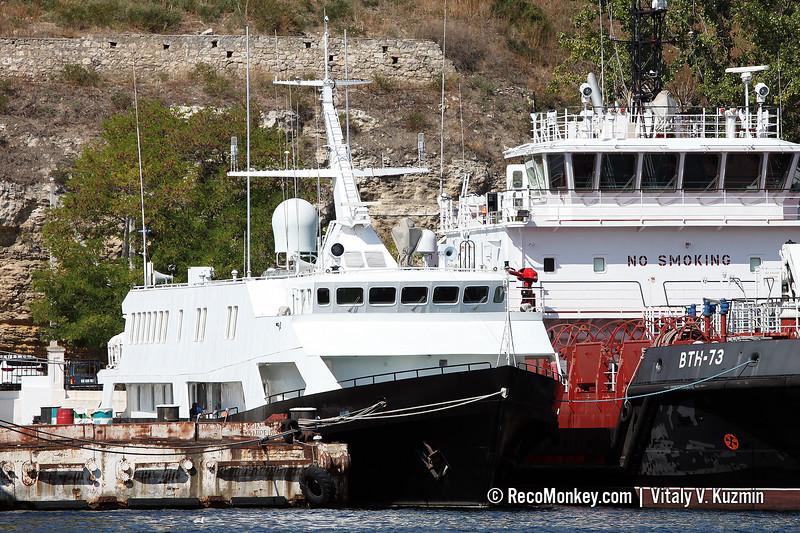 KSV-2155 communication boat, Project 1388NZ