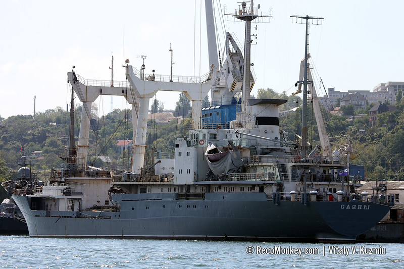 Sayany salvage ship, Project 05361