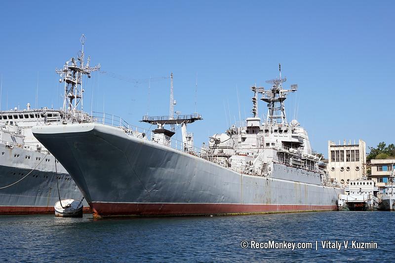 Kostiantyn Olshansky landing ship, Project 775