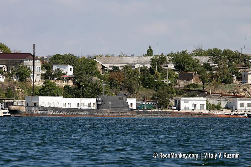 Zaporizhzhia submarine, Project 641