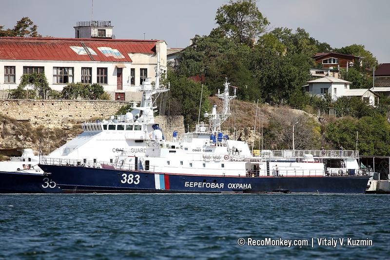 PSKR-927 patrol boat, Project 10410