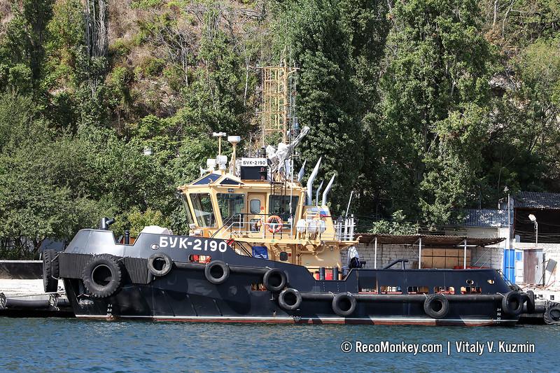 BUK-2190 tugboat, Project 04690