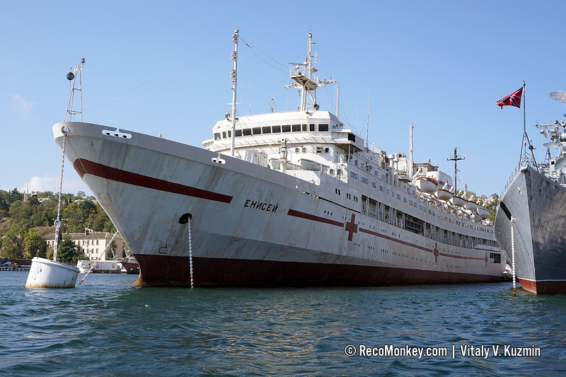Yenisey hospital ship, Project 320
