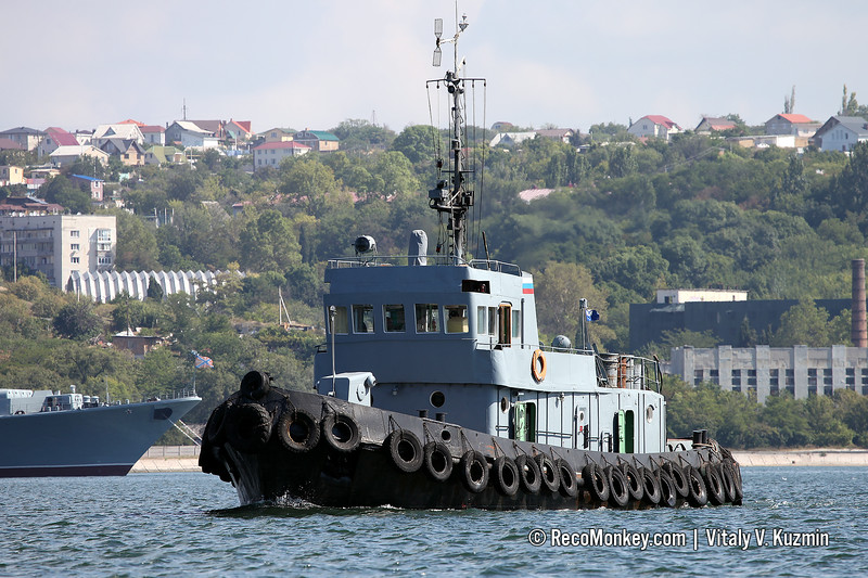 RB-247 harbour tug, Project 737K