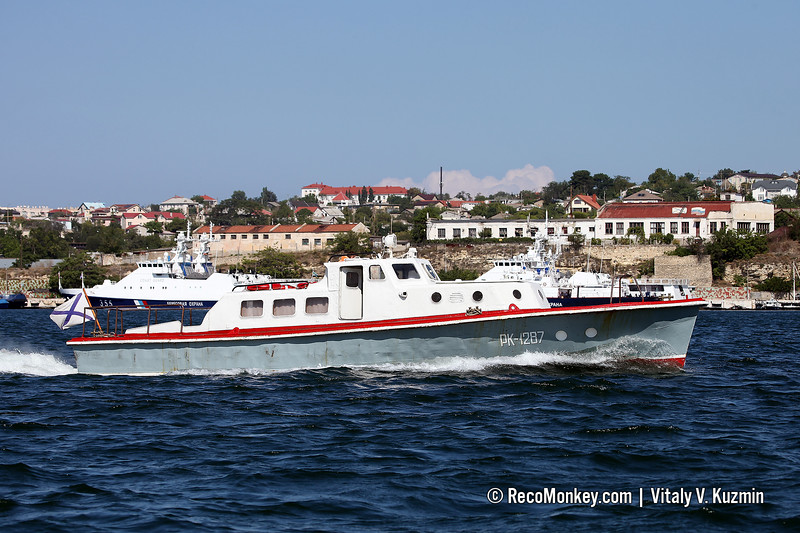 RK-1287 boat, Project 371