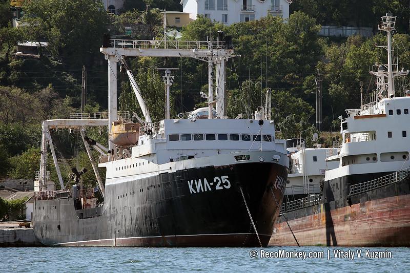 KIL-25 buoy tender, Project 419