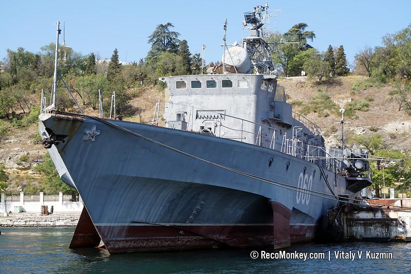MPK-22 Vladimirets, Project 11451