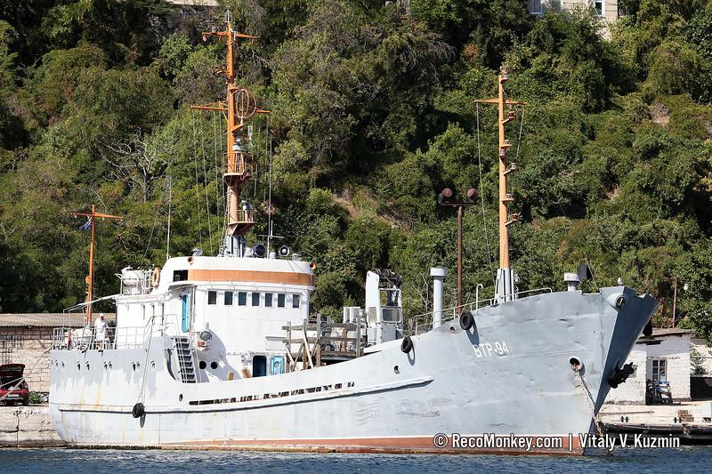 VTR-94 transport ship, Project 1823