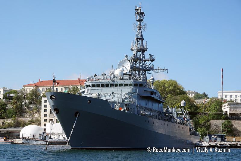 Ivan Khurs intelligence ship, Project 18280