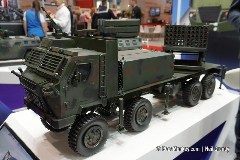 267 122mm MLRS