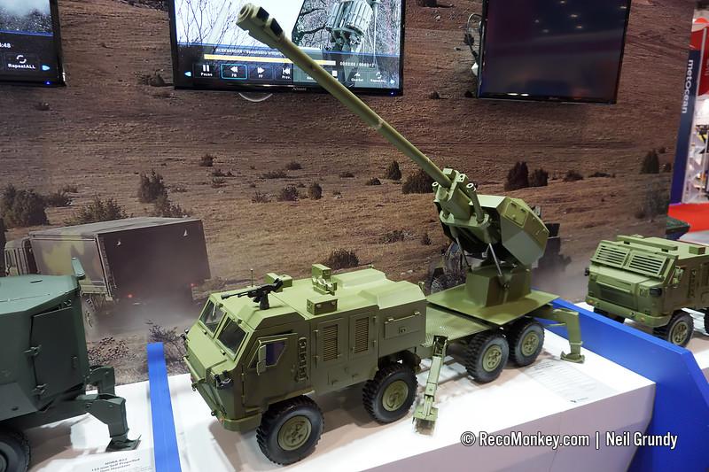 155mm Aleksandar SPG
