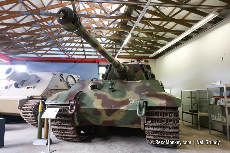 Panzer VI Ausf B