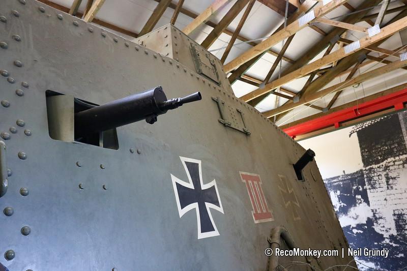 A7V Replica 'Wotan'