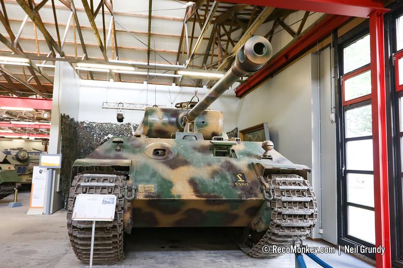 Panzer V Ausf A