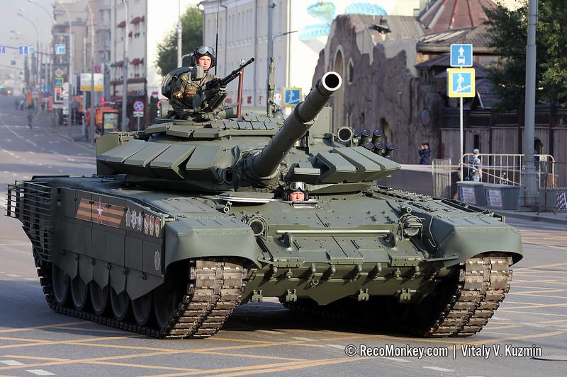 T-72B3M / T-72B3 mod. 2016