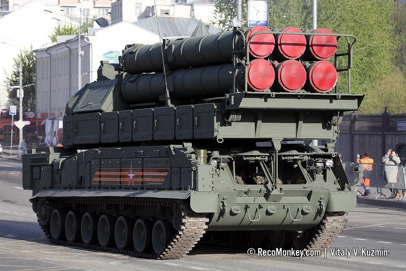 9A317M TELAR of 9K317M Buk-M3