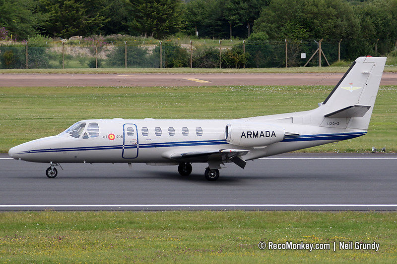 Cessna Citation II (Model 550)