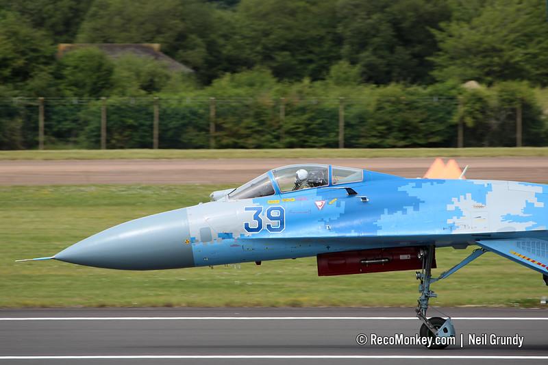 Su-27P Flanker