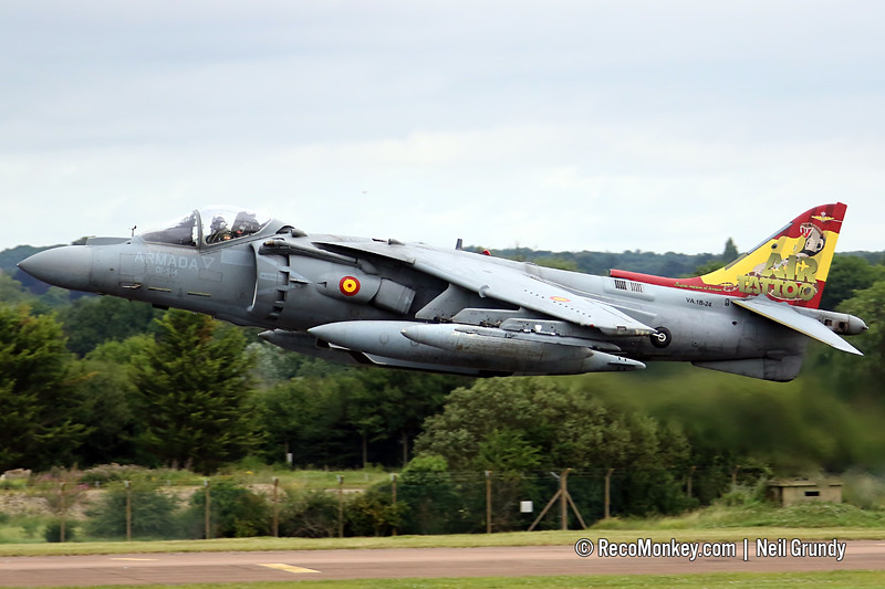 EAV-8B Harrier II Plus
