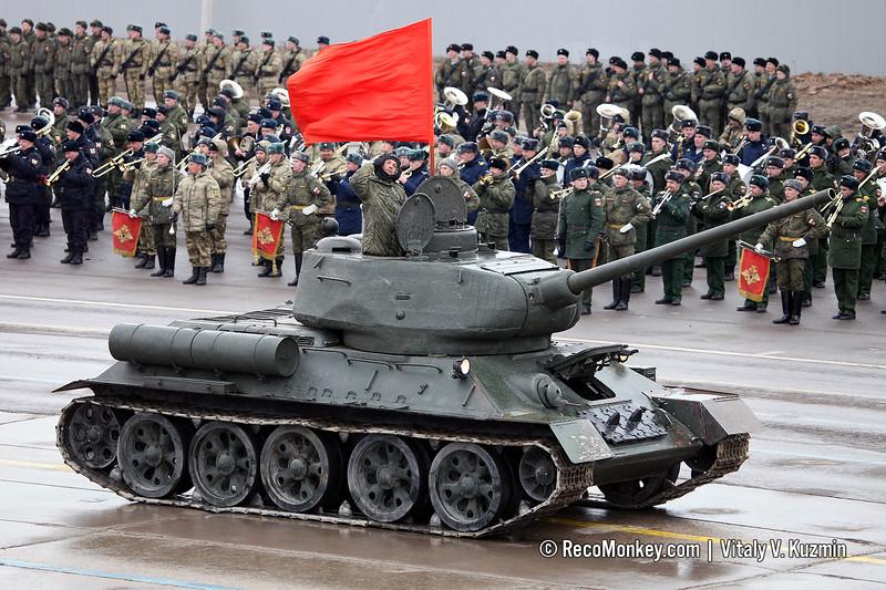 T-34-85 medium tank