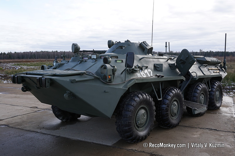 R-149MA3 command vehicle