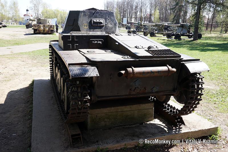 Pz.Kpfw.II Ausf.B