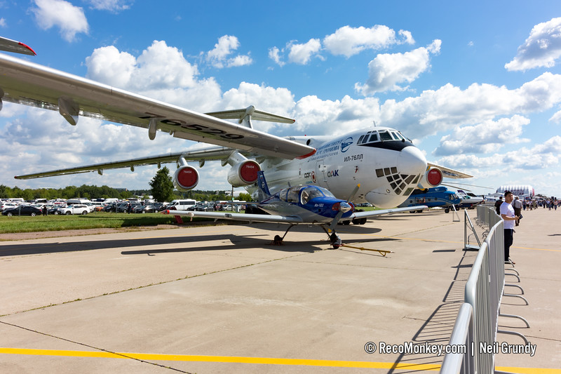 Il-76LL