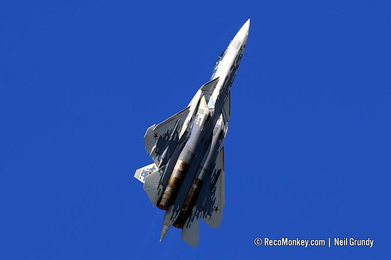 Su-57 / T-50 PAK FA