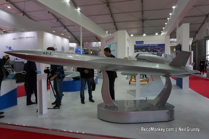 LJ-I Target Drone