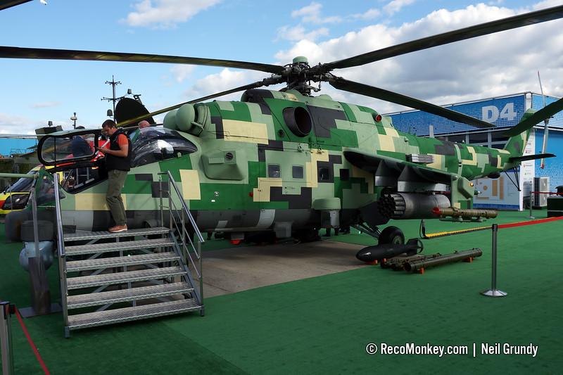 Mi-24P-1M